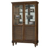 Darby Curio Cabinet
