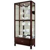 Williamson Curio Cabinet