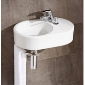 Brienza Washbasin in White