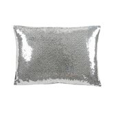 Sasha Silver 12x16 Pillow