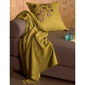 Argo Throw in Ochre