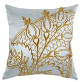 Avenida Pillow in Ice / Gold