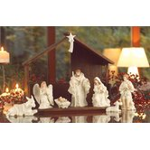 Belleek Holiday Figurines & Nutcrackers