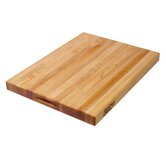 BoosBlock Commercial 1 1/2&quot; Maple Cutting Board
