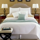 Erika Comforter in White