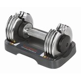 25 lbs Adjustable Speed Weight Dumbbell