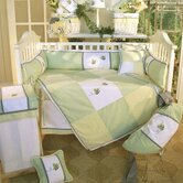 Flutter Bees Crib Bedding Collection