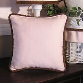 Pink Chocolate Pillow in Pink