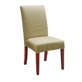Couture Covers™ Parsons Chair with Optional Slipcover