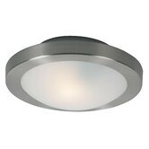 Piccolo Round Semi Flush Mount