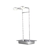 Linus  Table Lamp in Polished Chrome