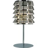 Jetson Table Lamp in Polished Chrome