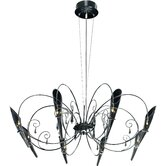 Belleza 8-Light Chandelier