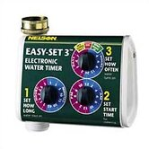 Easy Set Watering Timer