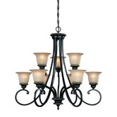 Hastings 9 Light Chandelier