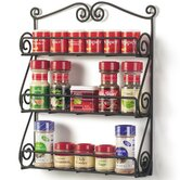 Spice Jars & Spice Racks