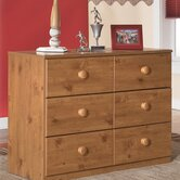 Elsa Loft Drawer Storage in Brown