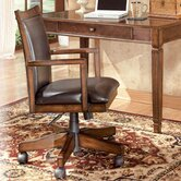 High-Back Hamlyn Office Chair with Arm