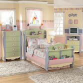 Harper Twin Sleigh Bedroom Collection