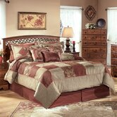 Oakridge Panel Headboard Bedroom Collection