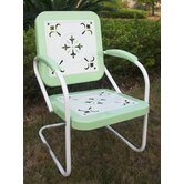 Retro Dining Arm Chair