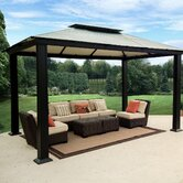 Rectangular Gazebos & Pergolas