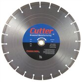 "14"" - 20"" Premium Series Dry/Wet Masonry Diamond Saw Blade for Brick & Block"