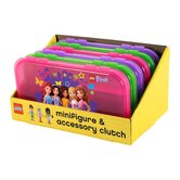 Lego Friends 6 Minifigure Cases Toy Box