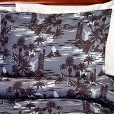 Midnight Tiki Duvet Cover Collection