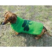 Shamrock Dog Sweater