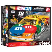 NASCAR M and M's Car Building Set