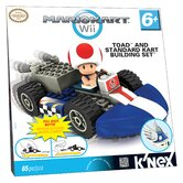 Nintendo Toad and Standard Kart Building Set