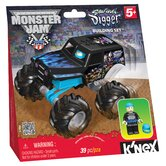 Monster Jam Son-Uva Digger Building  Set
