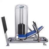 I Series Commercial Horizontal Leg Press