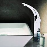 Illusio Single Hole Bathroom Faucet with Single Handle