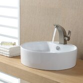Bathroom Combos Single Hole Illusio Faucet with Single Handle