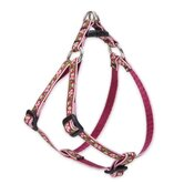 "Cherry Blossom 1/2"" Adjustable Small Dog Step-In Harness"
