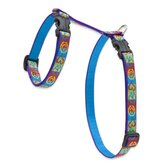 Peace Pup 1/2&quot; Adjustable H-Style Cat Harness