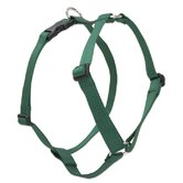 "Solid Color 1"" Adjustable Large Dog Roman Harness"