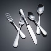 Median 5 Piece Flatware Set