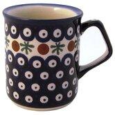 Polish Pottery Cups and Mugs