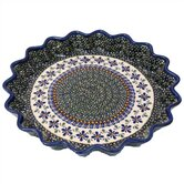 12.5&quot; Fluted Pie Plate