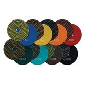 "4"" Professional Resin Polishing Discs"