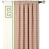 Portia Blight Rose Curtain Panel Right
