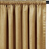 Lucerne Cotton Rod Pocket Blackout Curtain Single Panel
