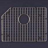 WireCraft 15.25&quot; x 20.25 Left Bottom Grid in Stainless Steel