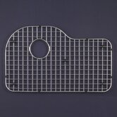 WireCraft 17.5&quot; x 28&quot; Bottom Grid in Stainless Steel