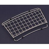 WireCraft 8.5&quot; x 12&quot; Rectangular Wire Rack in Stainless Steel