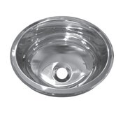 "Oval 18"" x 13"" Bar Sink"
