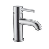 Sanibel Single Hole Bathroom Faucet with Single Handle